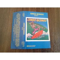 Fita K7 Oingo Boingo - Stay / 1989 Com Bônus Track Rara