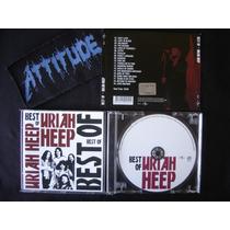 Uriah Heep (eng) - Best Of - Importado