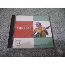 Cd - Ednardo Brilhantes 14 Sucessos