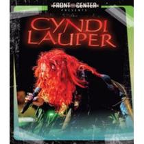 Cyndi Lauper-front & Center Blu-ray