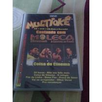 Multioke Moleca 100 Vergonha Frete Gratis