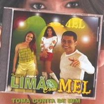 Cd Forró Limão Com Mel Espetáculo Novo Original