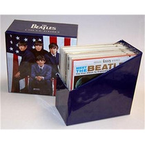 Box The Beatles - The Us Albums - 13 Cds - Lacrado