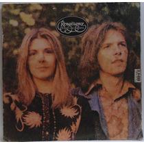 Lp Renaissance - Ashes Are Burning - 1973 - Emi Harvest