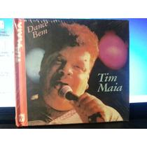 Tim Maia - Dance Bem 1990 Abril Coleções. (frete Grátis)