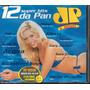 12 Super Hits Da Pan Cd Promo A-ha Double You - Lacrado