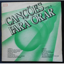 Canções Para Orar Vol2, Lp Vinil