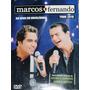 Dvd Original Marcos & Fernando Ao Vivo Em Uberlândia Tour