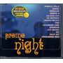 Promo Night Cd Promo Luis Miguel Alejandro Sanz - Lacrado