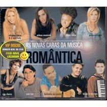 As Novas Caras Da Musica Cd Promo Harmonia Do Samba Lacrado