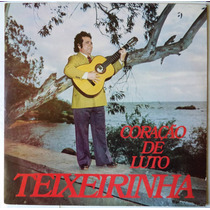 Lp / Vinil Teixeirinha Coração De Luto Chantecler Ano 1975