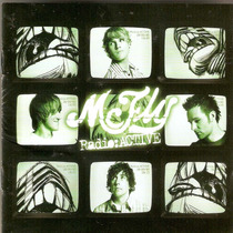 Cd Mcfly - Radio:active - Novo***