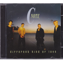 C Note - Cd Differente Kind Of Love - 1999