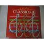 Disco Vinil Lp Hooked On Classics Iii Lindoooooooooooooooo##