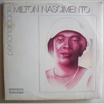 Vinil Lp Milton Nascimento - Personalidade - Com Encarte