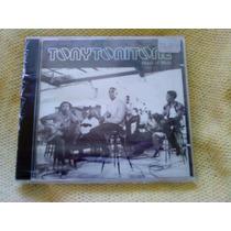 Cd Tony Toni Toné House Of Music 1ª Edição 1996 Raro Lacrado