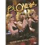 Dvd Blondie - Live By Request - Novo***