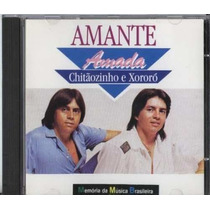 Cd Chitãozinho E Xororó - Amante Amada - 1981 Bottini_ml
