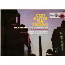 Lp Alfredo De Angelis Con Alma De Tango