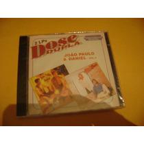 Cd - Joao Paulo E Daniel Dose Dupla Volume 3