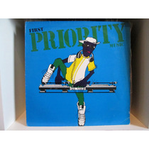 Lp Vinil First Priority Music Hip Hop Black Music Reggae Dub