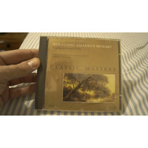 Cd Classic Masters W.a.mozart