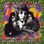 Cd Arnaldo Batista - Onde É Que Esta Meu Rock´n Roll?