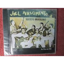 Joel Nascimento, Cd Sexteto Brasileiro Ao Vivo Nos Eua, 1987