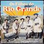 Lp Vinil - Os Filhos Do Rio Grande - Duas Gaitas No Fandango