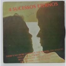 Compacto Vinil 4 Sucessos Eternos - 1978 - Top Tape