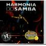 Harmonia Do Samba Cd Promo Ao Vivo Com Léo Santana - Lacrado