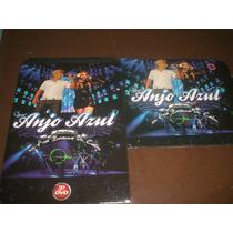 Kit Cd +dvd -forró Anjo Azul(ao Vivo No Asa Branca Do Cabo)-