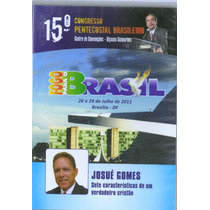 Dvd Josué Gomes - 7 Características De Um Verdadeiro Cristão