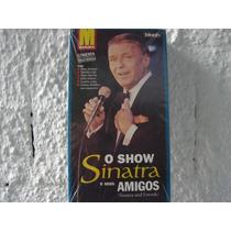 Frank Sinatra E Amigos O Show Natalie Cole Dean Martin Vhs