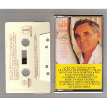 K7 Charles Aznavour Grandes Sucessos Hier Encore