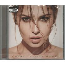 Cd Cheryl Cole - Only Human [uk Standard] Girls Aloud