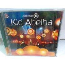 Cd Kid Abelha / Acústico --2002-- (frete Grátis)