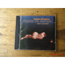 Violeta De Outono - Cd, Edição 1999