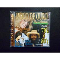 Cd Disco De Ouro The Collection Vol. 2 Flash Músicas D J