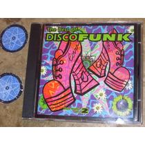 Cd Imp Best Disco Funk (94) C/ Marvin Gaye Stephanie Mills