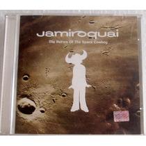 Cd - Jamiroquai - The Return Of The Space Cowboy