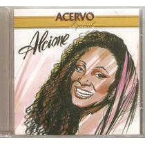 Cd Alcione - Acervo Especial - Novo***