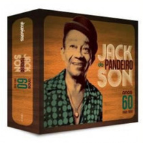 Cd Box Jackson Do Pandeiro - Anos 60 (1966-1969) Lacrado