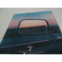 Lp - Blue Oyster Cult - Mirrors - Importado - Encarte