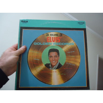Lp - Elvis - Golden Records - Vol. 3 - Importado