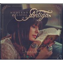 Cd Marcela Taís - Moderno À Moda Antiga * Original