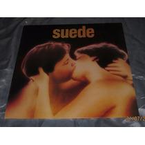 Lp Suede - Suede 1993 Nacional Primeiro Álbum Raro!
