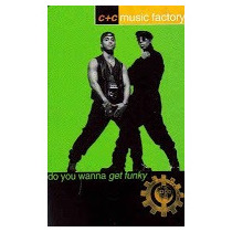 Fita K7 Single-c+c Music Factory-do You Wanna Get Funky-impo