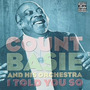 Cd Count Basie I Told You So