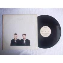 Lp Pet Shop Boys - Actually - 1987 - C/ Encarte - 100%